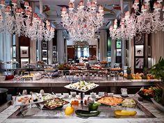 #Brunch #Food #Luxe #Gastronomie #Paris #Palace #Lifestyle