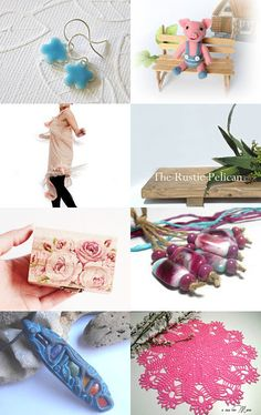 Spring Goodies by midnightcoiler on Etsy--Pinned with TreasuryPin.com