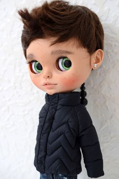Excited to share the latest addition to my #etsy shop: Custom Blythe doll OOAK TBL boy Blythe Dolls For Sale, Philtrum, Beautiful Dolls, Art Dolls, Carving, Etsy Shop, Boys, Cute Dolls, Baby Boys