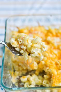 Greek Yogurt Macaroni and Cheese – A Dash of Soul
