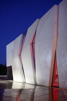 Sports Hall by Idis Turato - Croatia