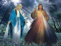 Ruega a Tu Madre Santisima por  nosotros y por el mundo entero.