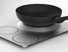 Level Induction Cooktop | Red Dot Design Award for Design Concepts