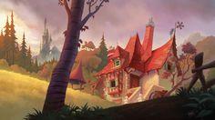 http://petura.deviantart.com/art/Belle-s-house-436691447