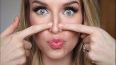 6d9535e5e6eb4 خلطة طبيعية منزلية لتصغير فتحات الأنف سريعاً  layalina Pimples On Face