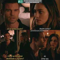 Hayley and Elijah Vampire Diaries Quotes, Vampire Diaries The Originals, Series Movies, Movies And Tv Shows, Frases Tvd, Klaus Tvd, Hayley And Elijah, The Orignals, The Mikaelsons