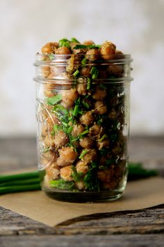Cool Ranch Chick Peas