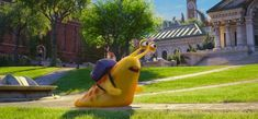 Pixar, Pixar Characters