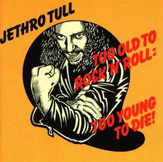 El caimán sincopado: Too old to rock'n'roll... too young to die... Variaciones sobre un tema de Jethro Tull en clave George Perec #bonitasportadas