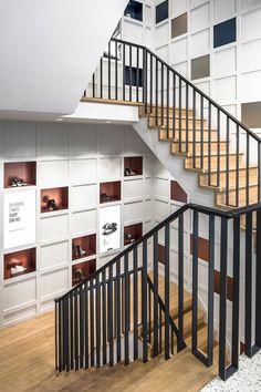 Sacha Shoes, Amsterdam, 2015 - Framework Studio