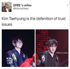 Look at my baby taehyung! Bts Taehyung, Bts Bangtan Boy, Bts Boys, K Pop, Les Bts, Bts Memes Hilarious, Bts Tweet, I Love Bts, Bulletproof Boy Scouts