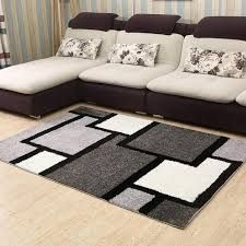 56 Contemporary Rug That Make Your Home Look Fabulous - Home Decoration Experts Diy Carpet, Rugs On Carpet, Interior Decorating Styles, Carpet Colors, Living Room Grey, Carpet Design, Contemporary Rugs, Bedding Collections, Floor Rugs
