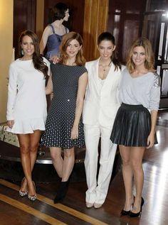 Galerías Velvet: fotos de la segunda temporada - Paula Echevarría, Manuela Velasco, Juana Acosta y Amaia Salamanca
