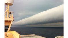 Tubular cloud