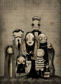 The Addams Family | Flickr - Photo Sharing!