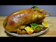 Сочная УТКА Запечённая в Духовке ❆Секреты Мягкой и Сочной Утки Duck in the oven with apples - YouTube Jamie Oliver, Poultry, Turkey, Apple, Meat, Recipes, Food, Youtube, Easy Meals