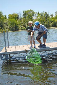Helpful tips for taking kids #fishing.