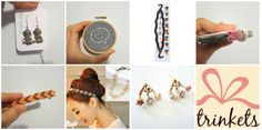 Win a Prize Pack of Goodies including handmade jewelry and accessories from trinkets on Etsy! Open Worldwide. ends May 19th http://juliaspuellaaeterna.blogspot.com/2014/05/trinkets-and-giveaway-of-goodies.html