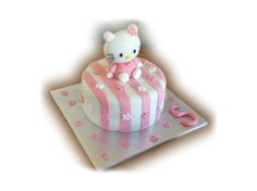 Hello Kitty Sponge Cake