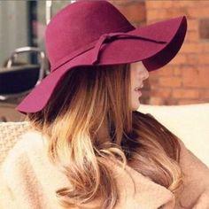 bellos sombreros super trendy