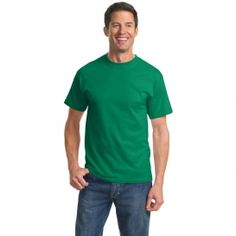 Port & Company PC61 Essential T-Shirt - Kelly | FullSource.com