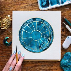 The Science And Art Of Astrology Astrology Chart, Astrology Zodiac, Astrology Houses, Zodiac Art, Zodiac Signs, Bullet Journal Art, Birth Chart, Book Of Shadows, Art Sketchbook