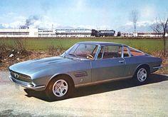 1965 Mustang Concept Car designed by Giugiaro