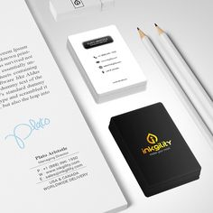$20 for 1000 amazing #BusinessCards from @inkgility