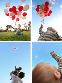 Sock Monkey Themed 1st Birthday- photo idea