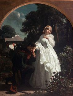Artur Grottger, Rok 1863 – Powitanie, 1865