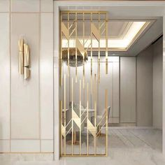 Living Room Partition Design, Room Partition Designs, Partition Ideas, Partition Screen, Living Room Divider, Luxury Interior, Home Interior Design, Interior Decorating, Interior Styling