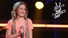 Stephanie - Raggamuffin (The Voice Kids 3: The Blind Auditions)