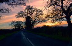 Cheshire Sunset