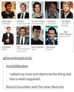 #Doctor #Sherlock #xD