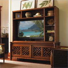Island Estate Nevis Entertainment Center - 01-0531-909_01-0531-919