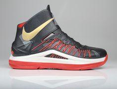 DESIGN – Nike LeBron X Z-Corp 3D