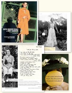 Edith Bouvier Beale of Grey Gardens: A Life in Pictures [Hardcover]. Author: Anne Verlhac by diana