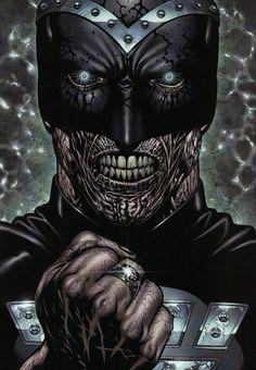 Black Lantern Black Hand