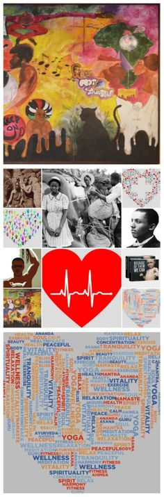 Motivation Mondays: Heart & History Matter #blackhistorymonth  #heart #hearthealthmonth #hearthealth