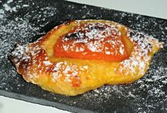 Abricotines ( avec une pâte vraiment très originale ) - Chez Vanda Dessert Simple, Chez Vanda, Ww Desserts, Food Videos, Brunch, Biscuits, French Toast, Food And Drink, Gluten