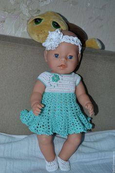 Вязать платье на беби бона
