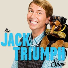 Are any of you watching The Jack and Triumph Show? I'm a fan but I am sure that puts me in a small group of about 5 people. Are you watching?