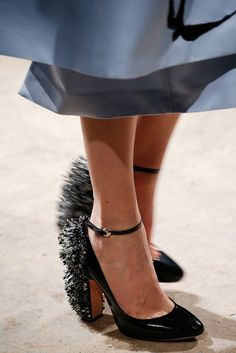These Rochas heels are 40% off on @netaporter right now! Everything you need to know about their big sale -- today on chicityfashion.com