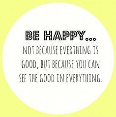 Be Happy.| TrueLemon.com