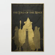 Lord Of The Rings, Jackson, Harry Potter, Fandoms, Canvas Prints, Posters, Spring, Art, Art Background
