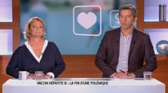 Vaccin contre l'hépatite B : le carton rouge de Michel et Marina contre les marchands de doute