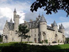 Bornem Castle, Bornem, Belgium