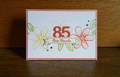 85 Beste Wünsche Karte Stampin up Up, Cover, Books, Cards, Livros, Livres, Book, Blankets, Libri