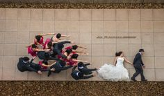 28 Ways to Shoot Fun and Creative Wedding Portraits