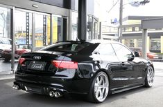 Audi S5 by Rieger